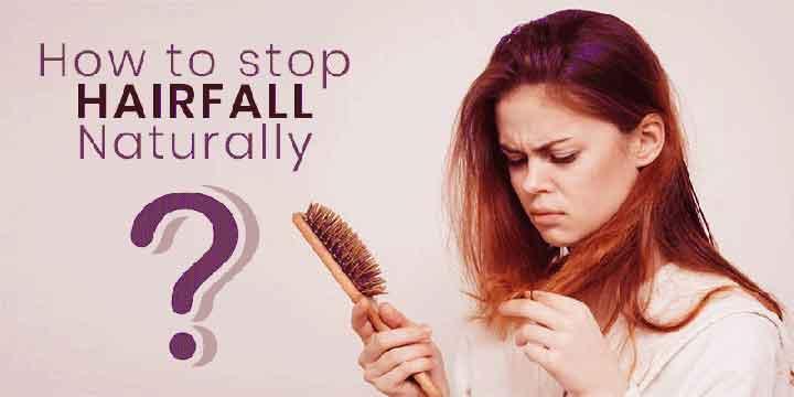 Hair Fall Solution at Home