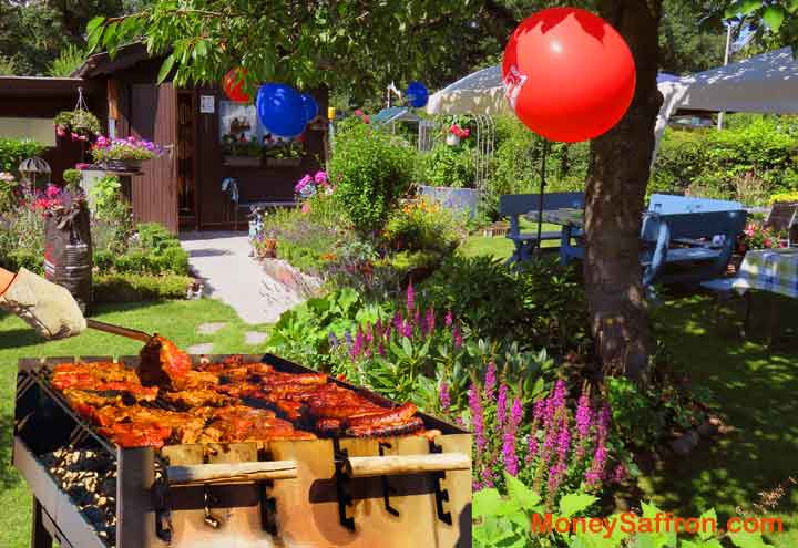 garden renting